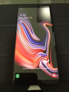 Samsung Galaxy Note 9 Unlocked - One Month Old