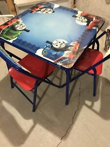 Thomas the Train Table For 2