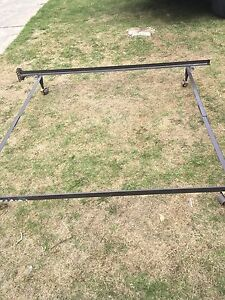 Queen and full size bed rails for sale