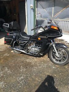 83 Gold Wing Interstate