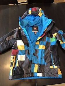 Quicksilver boys jacket