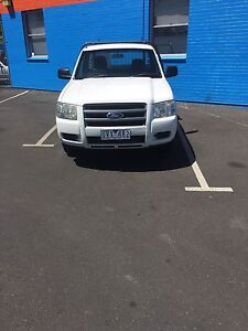 2007 Ford Ranger Cremorne Yarra Area Preview