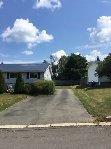 House for rent/for sale. 53 SNOWBALL CRESCENT, NACKAWIC, NB