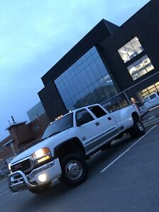 Duramax 3500 dually