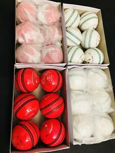 Cricket leather balls - balance cricket store