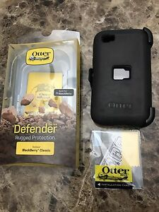 Blackberry Classic OtterBox and accessories