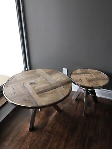 Matching Coffee & Side Table