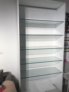 Industrial shelving good for store display