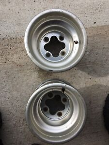 Atv rims 4/110 bolt pattern