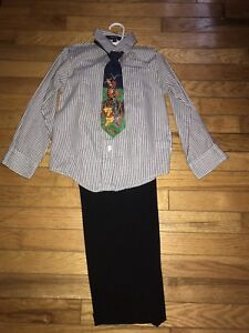 3 piece Formal Outfit (Size 6 Youth)