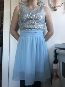 Blue Semi Formal/Prom Dress For Sale