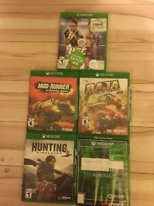 Xbox one games $80 for them all  need gone