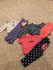 12 month carters outfits