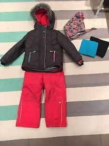 Habit de neige Nanö avec accessoires 4X