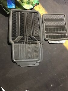 Set of 4 Car mats  OBO
