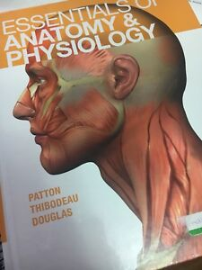 Anatomy and physiology Patton book