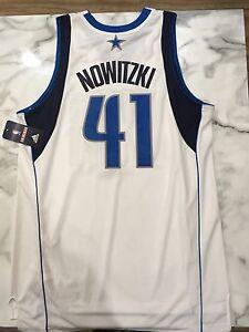 Brand New Swingman NBA jersey - Dirk Nowitzki Woodcroft Morphett Vale Area Preview