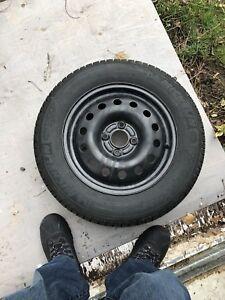 Michelin X-Ice 3 - 195/65R15  4 x 108