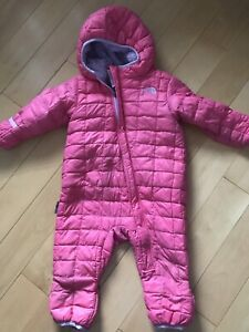Ensemble North Face 6-12 mois