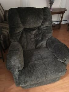 Swivel rocker recliner - sold pending pickup