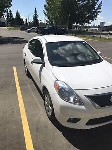 2014 Nissan Versa SL - Low Mileage, Warranty, FREE Oil Changes!!