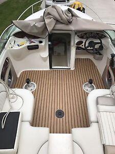 Boat Carpet Infinity Luxury Woven Vinyl Carpet Teak