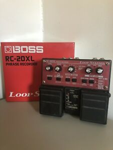 Boss RC-20XL Loop Station Pedal