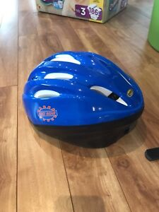 Large youth bicycle helmet
