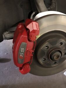 Caliper Painting & Refinishing! $100 for all 4!