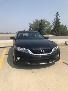 2015 Honda Accord Coupe EX with winter tires