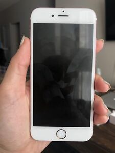 iPhone 6s - 128GB - rose gold. *GREAT CONDITION*