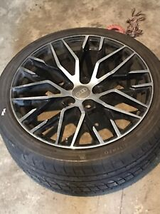 Audi mags 19 inch