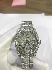Unbelievable iced out Rolex Southport Gold Coast City Preview