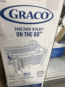 Graco parc pack n play