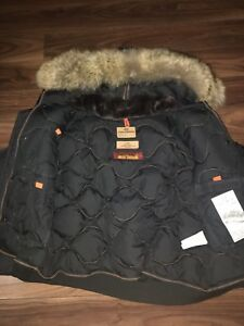 Brand new Parajumpers Gobi bomber jacket black size L