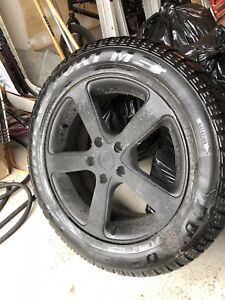 Snow Winter Tires with Rims