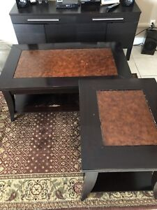 Coffee Table & Side Table Matching