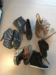 Size 10 shoes - BCBG - Dollhouse - Cobb Hill/New Balance
