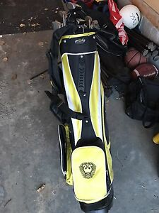 LH John Daley golf clubs