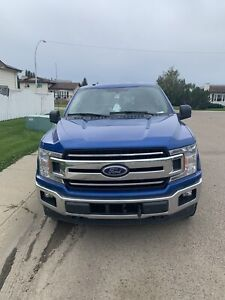 2018 F150 2018 XLT 4X4 for sale