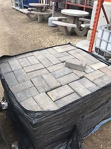 "4"" x 8"" Patio Bricks"