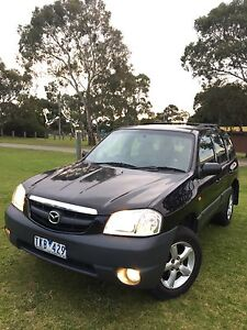 Mazda Tribute 2005>>RWC + 9 month REGO<<AUTO & 4x4 & SERVICE BOOKS East Melbourne Melbourne City Preview