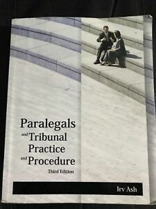 Paralegals Tribunal Practice and Procedure