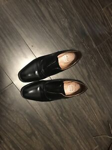 Jeffrey Campbell leather loafers size 5.5