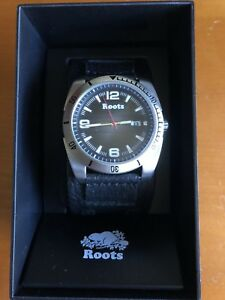 Roots brand new un-used watch