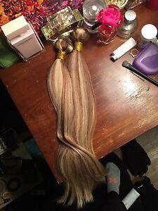 %100 Human Remi Hair