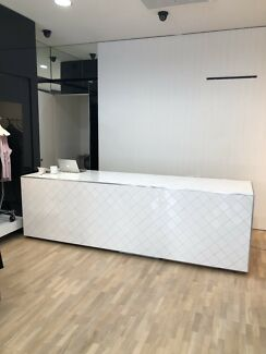 Designer Shop Counter