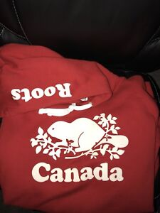 Canadian Roots Hoodie XL