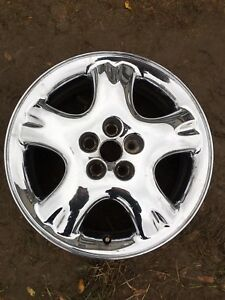 4 mags 16po Chrysler PT Cruiser (5x100)