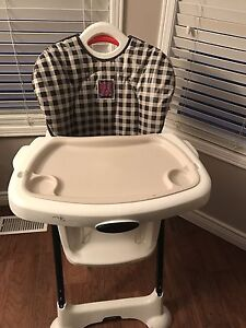 high chair - used